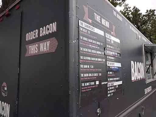 Food Truck Bacon Bacon San Francisco